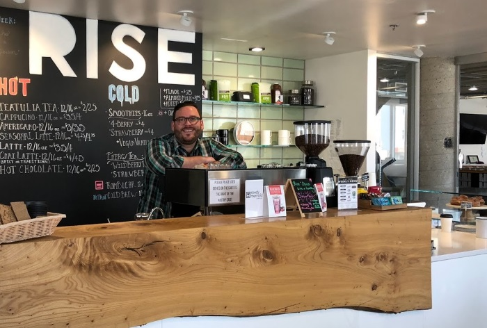 On-Site Rise Cafe