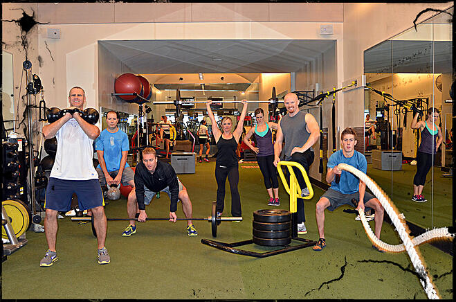 fitness in Greenwood Village